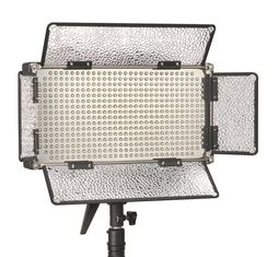 Cina 30W Satu Warna 5600K Photo Studio Lights 500 LED dengan V Lock Dimmable pemasok