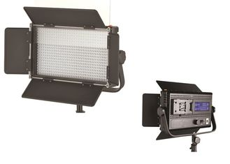 Cina Mengubah Ultra terang DMX LED Photo Studio Lights dimmable Warna pemasok