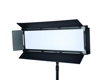 Aluminium High Power 200W Bi Color LED Photography Studio Cahaya 120 ° Beam Angle