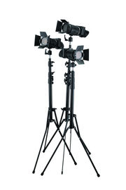Focusable dimmable Spot Lights Studio LED Lighting Kit J-500K-3