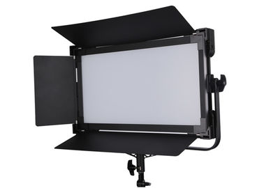 Bi Color Photography Led Light Panel Tinggi Cri Di Atas 96 Panjang Seumur Hidup