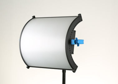 200w Broadcast Studio Lighting Bahan Aluminium Soft Wrap Around Light
